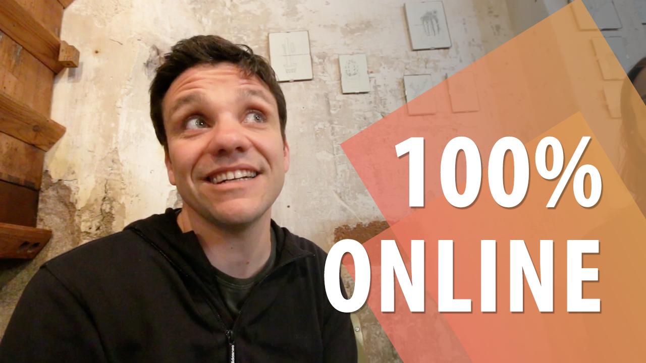 Como criar um negócio 100% online
