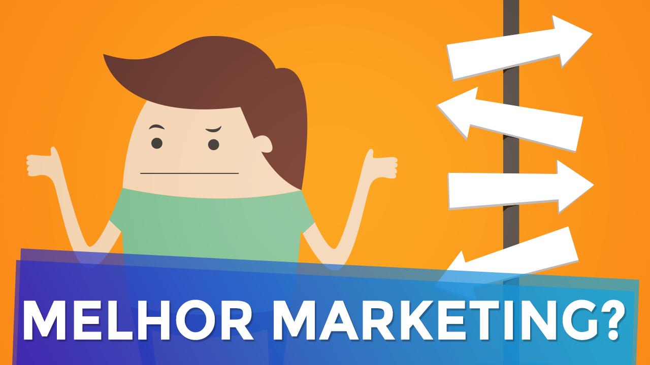 Qual o Tipo de Marketing Mais Eficiente para o seu Negócio?
