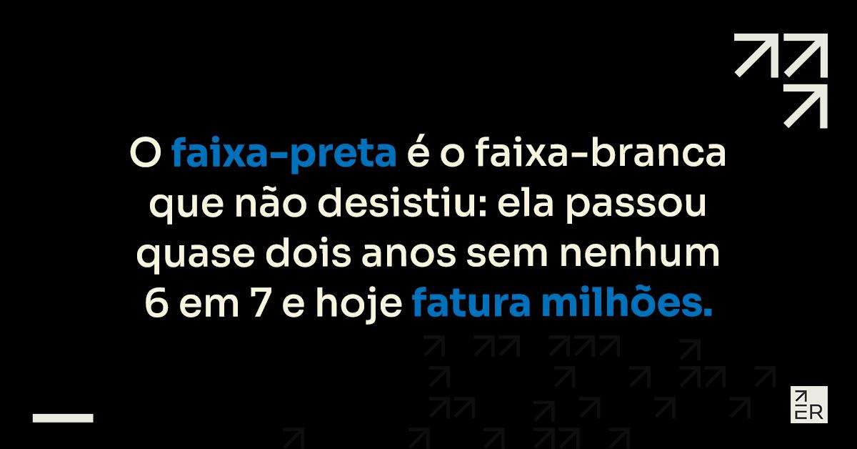 Faixa Preta Mônica Tavares